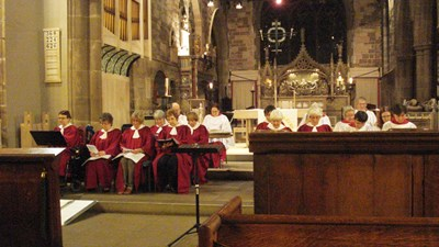 2016 Choral Evensong